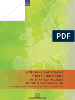 Migration, Employment and the Outcomes of Labour Market Integration Policies in the European Union