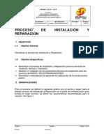 Proceso Instalacion y Reparacion Emcali Telco VERSION 1.0