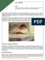 Atividade de ARTES nº 29 de 16 a 20.11 - CIEP - Manhã