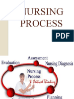 Nursing Process - Assessing