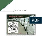 Kerangka Proposal Banten Auto Festifal