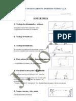 0-porteros entrenamiento J.Jordi 09-10