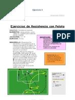 04-ejercicio 4- Resistencia con pelota