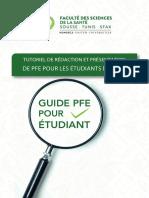 Guide Rédaction PFE VFinaaaaaalll