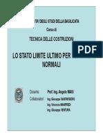 TdC_2019_SLU_Tensioni Normali