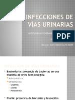 INFECCIONES DE VIAS URINARIAS