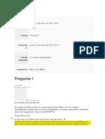 Evaluación C4 Riesgo de Proyectos