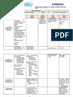 Modelo de PLANIFICADOR 2021 Secundaria