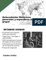 Antecedentes Históricos.2019