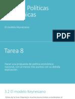 ECONOMÍA II CLASE 8