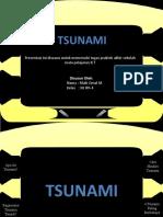 Maki Zenal M - Tsunami Presentation