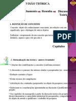 8 - Metodologia do Trabalho Científico e Orientação de TCC - 3. PESQUISA BIBLIOGRÁFICA