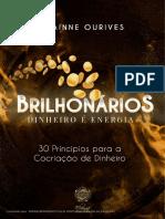 E-book Brilhonário - Dinheiro é Energia