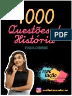 1000 Questões de História