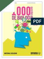 1000 Questões de Biologia