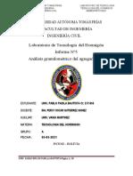 PABLO BRYAN PADILLA BAUTISTA INFORME Nº5  CIV 217 A