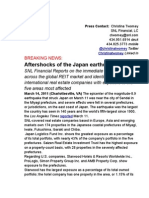 Japanese real estate exposure