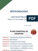 BIOTECNOLOGIA (Capitulo I)