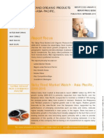 Baby Food Market and Organic Products Growth Analysis – Asia Pacific, 2009-2015