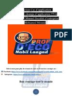 Exercice Champs d'Application TVA Prof Nabil LAAGAD