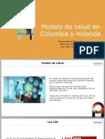 Modelo de salud Colombia y Holanda