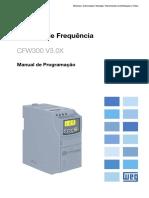 WEG CFW300 Manual de Programacao 10007849713 Pt