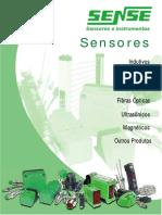 (Sense) FOLHETO DE SENSORES