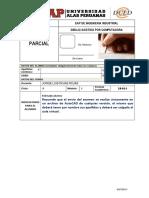 EXAMEN PARCIAL DIBUJO ASISTIDO - UAP