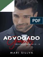 ADVOGADO GONZALES (Trilogia Homens Da Lei Livro 3)- Mari Sillva