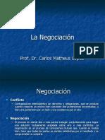 La Negociación - MARC