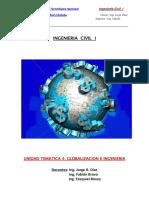 U.T. 4 - Globalización e Ingeniería - 2020