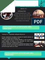 JUZGAMIENTO ANTICIPADO Y CONCLUSION ANTICIPADA DEL PROCESO
