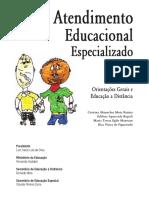 Atendimento Educacional Especializado Orientações Gerais e Educação a Distancia