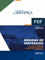 Medidas de Dispersión (5)