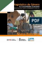 Diagnóstico de Genero en Comunidades Guaraníes del Chaco Boliviano