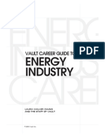 The Vault Guide to the Energy Industry