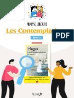Analyse - Les Contemplations (Analyse linéaire livre 4)