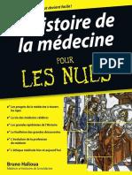 L'Histoire de La Médecine Pour Les Nuls - Bruno Halioua 2015