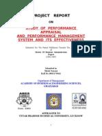 performence appraisal