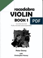-Abracadabra-Violin