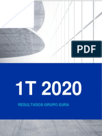 Grupo Sura Informe Resumido Resultados 2020 1t