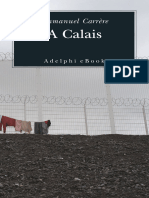 [Biblioteca minima 68] Emmanuel Carrère - A Calais (2016, Adelphi) - libgen.li