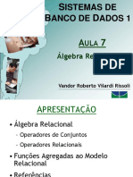 Aula 7 SBD1 2021-1 Algebra