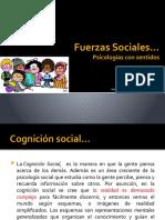 FUERZAS SOCIALES