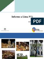 Informe Lima No 1