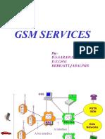GSM services P