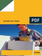 Guide de Pose Ytong