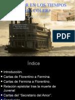 EL AMOR EN LOS TIEMPOS DEL C+ôLERA. 1
