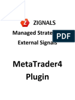 Create a Managed Trading Strategy with MetaTrader
