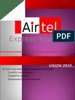 BHARTI AIRTEL for PBM
